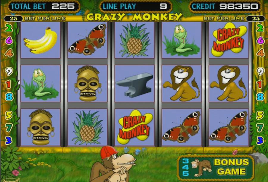 казино вулкан обезьяна